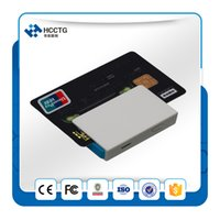 Wholesale Ios Bluetooth Smart Card Reader Cheap Magnetic Card Reader MPR100