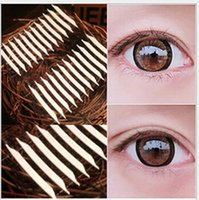 Wholesale New Arrival Invisible Women Double Eyelid Tape Sticker Beautiful Eyes Reflective Stickers Wide Narrow Pairs