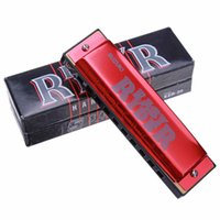 Wholesale SUZUKI EZR Hole Easy Rider Blues Harmonica Key of C