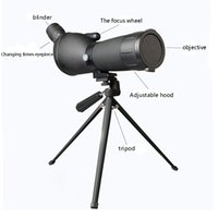 attached lens - 2016 Fashion Sport Outdoor Birdwatching Mirror Slr Cameras Can Be Attached Monocular Telescope Zoom At High Magnification Hd Vestidos Dress
