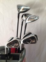 Complete Set of Clubs Left Handed R Left Handed Complete Set Golf Clubs X2 hot Driver + 3# 5# Fairway woods + X2 hot Golf Irons 456789#PAS total 12PCS
