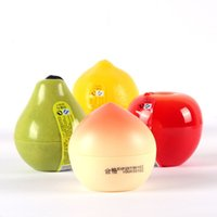 Wholesale 40g Cute Bottle Fruit Hand Cream Whitening Gift Firming Skin Crema Mini Body Hand Cream Skin Defender Tony Moly