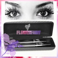 Wholesale HOT Younique MASCARA Moodstruck D Fiber Lashes Waterproof Mascara and Set Double Eyelash Mascara Set DHL