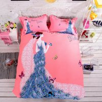 baby comforter size - 100 Cotton Bedding Sets Beautiful Cartoon Bedding Supplies King Queen Size Christmas Gift For Baby Friend