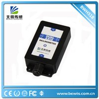 analog inclinometer - Bewis BWH518 High accuracy Current Output Single Axis Inclinometer