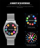 Acheter Enfants podomètre bracelet-Original Muti-fonction Cool X10 Bluetooth 4.0 Bracelet en acier inoxydable Smart Wristband Watch Anti-perdus podomètre rappel sédentaire
