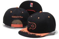 ball flyer - 2017 new Philadelphia Flyers Snapback Hats Yellow Baseball Caps Hip Hop Mens Ice Hockey Sport Team Caps Adjustable