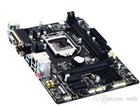 Wholesale Gigabyte original GA h81 ds2 motherboard new z170 motherboard affordable and the motherboard has a G memory online efficient operation