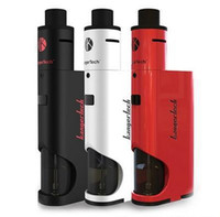 bearing replacement - Clone Dripbox Kit with Kangertech Subdrip Tank Dripmod Box Mod Vapes Wide Bore Drip Tip Black White Red Color drip replacement coils
