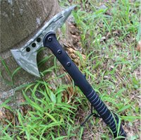 axe products - Super quality camping axe stainless steel hatchet for hunting and hiking Animation Products stylish devil tomahawk