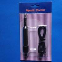 automotive wiring plugs - Automotive high voltage wire high pressure bag detector car ignition tester spark plug gauge