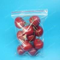 Wholesale Hardware Accessories Plastic Poly Clear Bags Jewelry Ziplock Zip Zipped Lock Reclosable Vacuum Bag