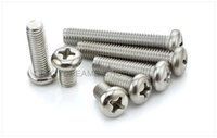 Wholesale Hot sold M2 mm mm Round Head Phillips Screws Machine Screws A2 Stainless GB T818