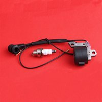 Wholesale Garden Tools Chainsaws Chainsaw parts for stihl MS240 MS260 MS290 MS360 MS380 MS440 Ignition Coil Spark Plug