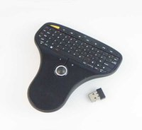 android hdtv box - N5901 Mini G Wireless Keyboard and Mouse Combo Air Mouse with trackball for Desktop Google TV Android TV BOX Smart TV HDTV