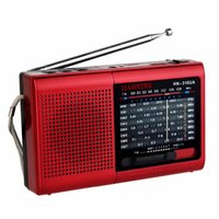Wholesale Radio Portable FM MW SW World Band Receiver MP3 Music Player with Rechargeable Battery Radio Recorder Y4403C