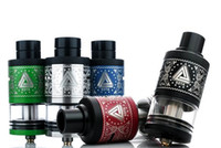 Wholesale IJoy Limitless RDTA Plus Atomizer ml Tank Upgraded Post Deck Hybrid Compatible DHL