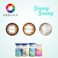 Wholesale GEO color contact lenses Grang Grang Circle Lens made in Korea authentic range of prescriptions ready stock