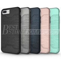 best phone stickers - iPhone iPhone Case PC Case With Back Card Slot And Sticker Back Cover Best Protect Phone Case For Iphone Plus