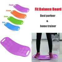 Wholesale Balance Board Exercise Yoga Fitness Balance Board Workout with A Twist for Abs Legs Arms and Buttocks