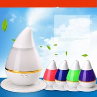 Wholesale LED New Hot Sale Mini Ultrasonic Humidifier USB Humidifier Car Aromatherapy Essential Oil Diffuser Atomizer Air Purifier Mist Maker Fogger