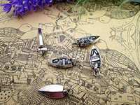 Cheap Charms Dinghy Best Traditional Charm as pic DIY