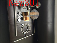 Wholesale best products of new stainless steel shower two square and circular size wall style uniform young people are longing