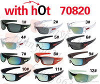 Wholesale 2017 brand newest men fashion sunglasses sports women driving glasses Cycling Sports Outdoor Sun Glasses colors
