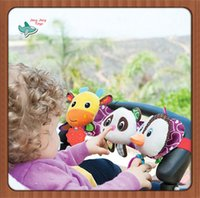 babies travel light - Sozzy Baby Musical Travel Trio Plush Toy Car Plush Dolls Stretch Play Twinkling Lights Playful Music Baby Toy