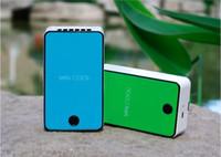 Wholesale 2016 New Rechargeable Li battery Portable Travelling Fan Mini USB Cooling Computer Wind Desktop fan hot sale