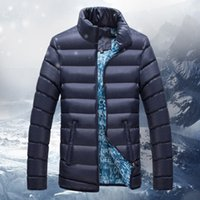 Wholesale Winter Jacket Men New Down Cotton Blend Male Mens Winter Jackets Camperas Hombre And Coats Jaqueta Masculina Casaco Inverno