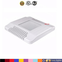 Wholesale High Bay Light W W W W Gas Station Lamp Led Canopy Light Industrial Lighting Meanwell Driver smd Chips V lm W