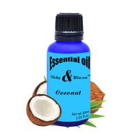 Wholesale Vicky winson Coconut aromatherapy essential oils orgnic virgin coconut oil natural coconut skin care oil VWXX24