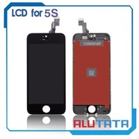For Apple iPhone assembly stables - Black LCD For iPhone S LCD digitizer touch screen Digital assembly no dead pixel Hight stable display