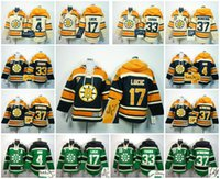 Wholesale Hockey New Arrival Hoodies Boston Bruins Signature Signed Jersey Bobby Orr Patrice Bergeron Zdeno Chara Milan Lucic Mixed Sale
