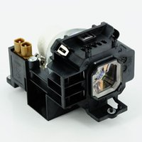Wholesale NEC Projector Lamp NSHA230W Original Inside with Housing NP14LP Assembled for NP305 NP410 Projectors