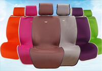Wholesale Sunzm Non toxic and tasteless Nano silk upholstery Car Seat Covers for Universal Seat Car four seasons mat Seat Covers Car