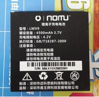 Wholesale Original OINOM LMV9 MAH Battery for OINOM LMV9 IP68 Waterproof Shockproof phone