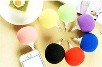 abs music box - Portable Music Sponge Ball Speaker Sponge ABS Mini USB Travel Speaker for MP3 MP4 Cell Phone Notebook With retail box