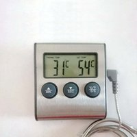 bbq manufacturers - Manufacturers selling baked BBQ thermometer Electronic probe thermometer digital food in the kitchen