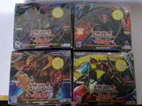 al por mayor juguetes gi oh yu-Yugioh Zexal Duelo de corte de ferrule Protector de cubierta Impresión Monster Trading Card Game Yu Gi Oh Duelo Tarjetas en Inglés Protectors juguete DHL C1135