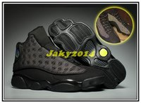Wholesale Cheap Retro OG Black Cat Basketball Shoes M Reflect For Men Sports Training Sneakers High Quality Blackcat Hot Sale