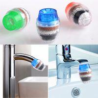 Wholesale MINI Home Coconut Carbon Cartridge Faucet Tap Water Clean Purifier Filter E00679