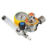 Wholesale High Quality Argon CO2 Gas Mig Tig Flow Meter Welding Weld Regulator Gauge For Welder CGA580 FITS New Arrival