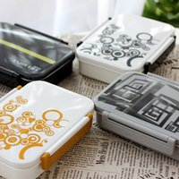 Wholesale 2016 European hot lunch box single student microwave plasticportable lunch box