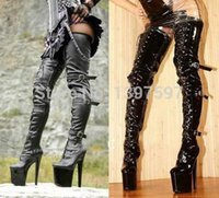Cheap Thigh High Boots Men | Free Shipping Thigh High Boots Men ...