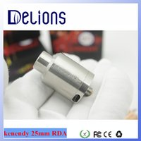 Wholesale USA Hottest newest popular kennedy rda clone atomizer with best price in stock