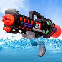 Wholesale High Quality Big Water Gun Boys Toys Sports Game Shooting Pistol High Pressure Soaker Pump Action high quality hot sale