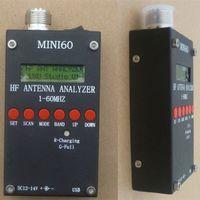 Black antenna swr analyzer - New Brand Mini HF ANT SWR Antenna Analyzer SARK100 For Ham Radio Hobbists Mhz