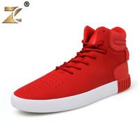 Z 2017 Famous Haute-vampire rouge Hommes Chaussures de style européen Walking Fashion Outdoor respirant Chaussures Hommes Chaussures sapatos casuais